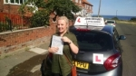 Hannah Day passed with John Michael Driving School