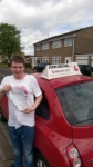 Luke James passed with John Michael Driving School