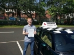 James Stevenson passed with John Michael Driving school