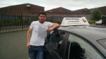 Mark passed with John Michael Driving school