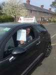Guy Ramshaw passed with John Michael Driving School