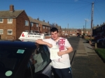 stuart smith passed with John Michael Driving School