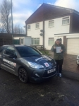 Dan Mann passed with John Michael Driving school