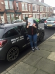 Rebekah passed with John Michael Driving School
