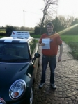 Gareth passed with John Michael Driving School