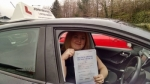 Janice passed with John Michael Driving School