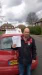 William passed with John Michael Driving School