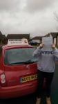 Georgina passed with John Michael Driving School
