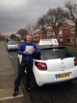 John Kyle passed with John Michael Driving School
