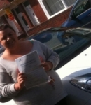Katie, M passed with John Michael Driving School