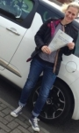 Kristina, J passed with John Michael Driving school