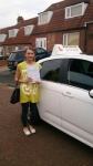 laura passed with John Michael Driving School