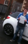 Luke, T passed with John Michael Driving School