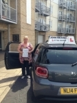 Lynn maddison passed with John Michael Driving school