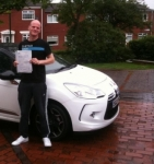 Marc C passed with John Michael Driving School