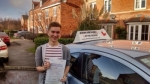 Michael Green passed with John Michael Driving School