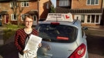 Molly Dyson passed with John Michael Driving School