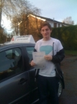 Paul - Gateshead passed with John Michael Driving School