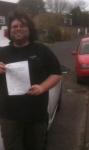 Paul, H passed with John Michael Driving school