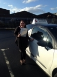 Penny, B passed with John Michael Driving School