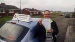 Philip Wilkinson  passed with John Michael Driving School