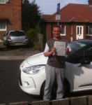 Paul passed 1st time passed with John Michael Driving school