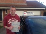 Ryan M passed with John Michael Driving School
