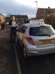 Sean Sweet passed with John Michael Driving school