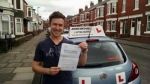 Sam Hamblin passed with John Michael Driving school