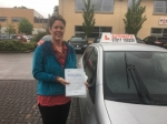 Sue Blackmore passed with KSM Driving School