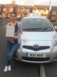 Derya passed with KSM Driving School