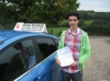 Nick Christophis passed with Colin Kentish Driver Training
