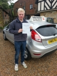 Alastair McKenzie passed with Colin Kentish Driver Training