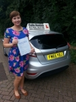 Emily Harle passed with Colin Kentish Driver Training