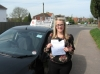 Laura Branch passed with Colin Kentish Driver Training