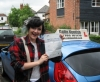 Beatrice Lorigan passed with Colin Kentish Driver Training