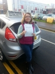 Chloe Bensted passed with Colin Kentish Driver Training