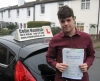 Rob Connor passed with Colin Kentish Driver Training