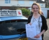 Lyndsey Neale passed with Colin Kentish Driver Training