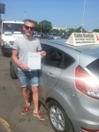Michael Barnes passed with Colin Kentish Driver Training