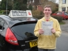 Stuart Aitken passed with Colin Kentish Driver Training