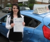 Ellen Gowie passed with Colin Kentish Driver Training