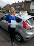 Alexandra Reed passed with Colin Kentish Driver Training