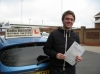 Sam Taylor passed with Colin Kentish Driver Training