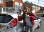 Katherine Walkling passed with Colin Kentish Driver Training