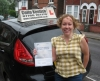 Tracey May passed with Colin Kentish Driver Training