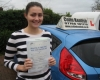 Kaya Boyd passed with Colin Kentish Driver Training