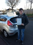 John Winchester passed with Colin Kentish Driver Training