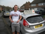 Andy Reed passed with Colin Kentish Driver Training