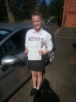 Thierry Laughton-Zimmerman passed with Colin Kentish Driver Training